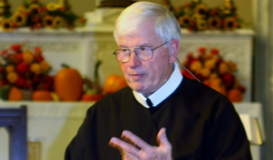 Father Greg Schmitt, C.Ss.R.